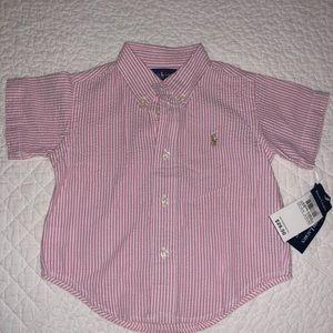 Ralph Lauren baby boys shirt